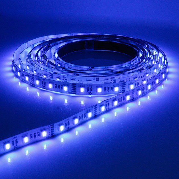 RGBW LED Strip Light DC12V 60LED | RGBW LED Strip | Smile